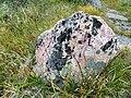 Colorful Rocks Lake Tasersuaq hike Qaqortoq Greenland.jpg