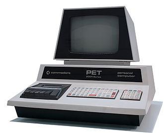 Toronto PET Users Group - The Commodore PET 2001