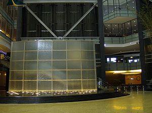 One Campus Martius - Image: Compuware HQ Atruim 2
