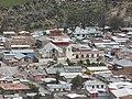 Comuna de Putre, vista parcial con la iglesia, Provincia de Parinacota, norte de Chile.jpg