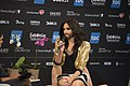 Conchita Wurst, ESC2014 Meet & Greet 05.jpg