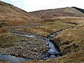 Confluence of the Glendearg Burn and the Strongcleuch Burn - geograph.org.uk - 762314.jpg
