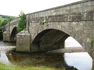 Conistone - Image: Conistone bridge 1