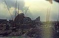 Convention Centre Complex Under Construction - Science City - Calcutta 1995-06-09 117.JPG