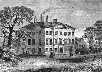 Copped Hall - In the 1880s