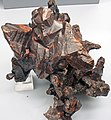 Copper (Mesoproterozoic, 1.05-1.06 Ga; Franklin Mine, Houghton County, Upper Peninsula of Michigan, USA) (17303590365).jpg