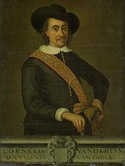 Cornelis van der Lijn (1608?-79). Gouverneur-generaal (1645-50)