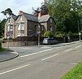 Corner of Cerrigochion Road and Cerrigochion Lane, Brecon - geograph.org.uk - 2655992.jpg