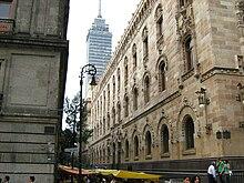 Centro Storico - Torre Latinoamericana.