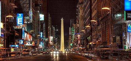 Avenida Corrientes Wikipedia
