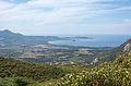 Corsica Gulf of Calvi from D151.jpg