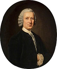 Portrait of Adrian Hope of Amsterdam (1709 - 1781)