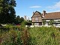 Cottage and church, Aldbury - geograph.org.uk - 649035.jpg
