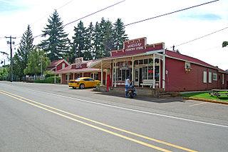 Macleay, Oregon