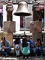Courtyard Scene - Museo Casa Natal de Morelos - Morelia - Michoacan - Mexico - 01 (20503505691).jpg