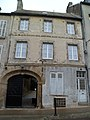 Coutances - 18 rue Quesnel-Moriniere, facade.JPG