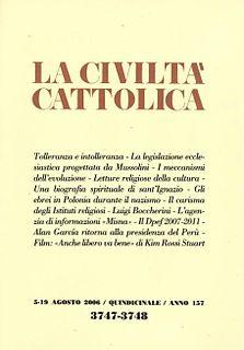 <i>La Civiltà Cattolica</i>