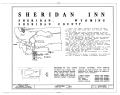 Cover - Sheridan Inn, Sheridan, Sheridan County, WY HABS WYO,17-SHER,1- (sheet 1 of 14).png