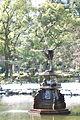 Crane fountain, Kumogata Pond - Hibiya Park - Tokyo, Japan - DSC09747.JPG