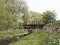 Crayford, former Vickers works railway bridge - geograph.org.uk - 173753.jpg