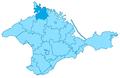 Crimea-Krasnoperekopsk locator map.png