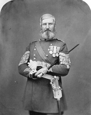 History of the Scots Guards (1805–1913) - Sergeant Major Edwards of the Scots Fusilier Guards on his return from the Crimean War.