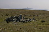 The Summit of Cross Fell