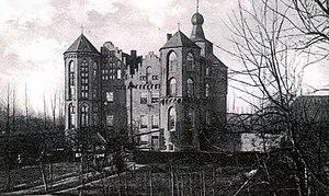 Croy Castle - Image: Croycastle