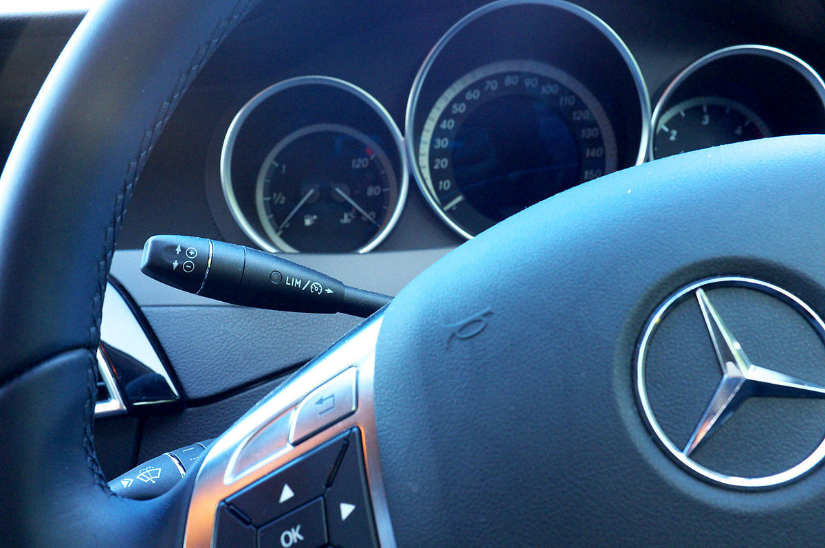 Px Cruise Control Mercedes C on Cruise Control