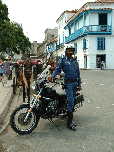 Image:Cuban Police & Motorcycle 01.jpg