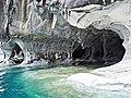 Cuevas de Mármol - Marble Caves, Patagonia, Chile.jpg
