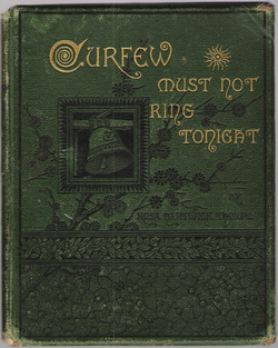 Curfew Must Not Ring Tonight, cover.PNG