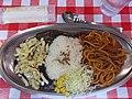 Curry and naporitan at pancho, kichijoji (38299062796).jpg