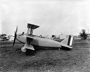 Curtiss 18 - The 18T-1