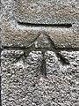 Cut Mark at Ashton-under-Lyne, St. Michael's Church.jpg