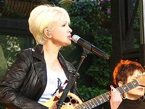 Blondie Cyndi Lauper Spring  Australian Tour Bimbadgen  April