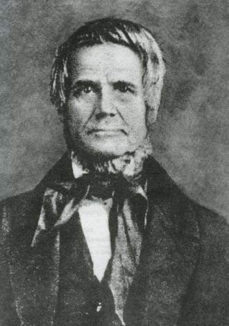 Cyrus Byington - Rev. Cyrus Byington