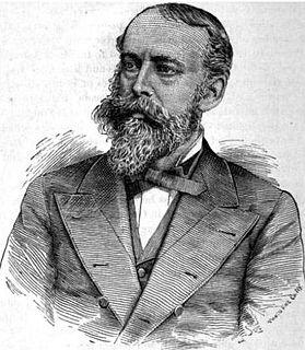 Cyrus D. Prescott American politician
