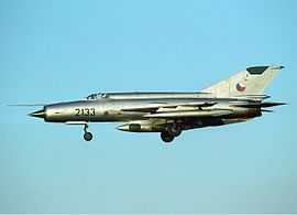 Czechoslovak Air Force Mikoyan-Gurevich MiG-21R Lofting-5.jpg