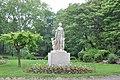 Déodat de Séverac (1872 - 1921), Jardin Royal, Toulouse, Midi-Pyrénées, France - panoramio.jpg