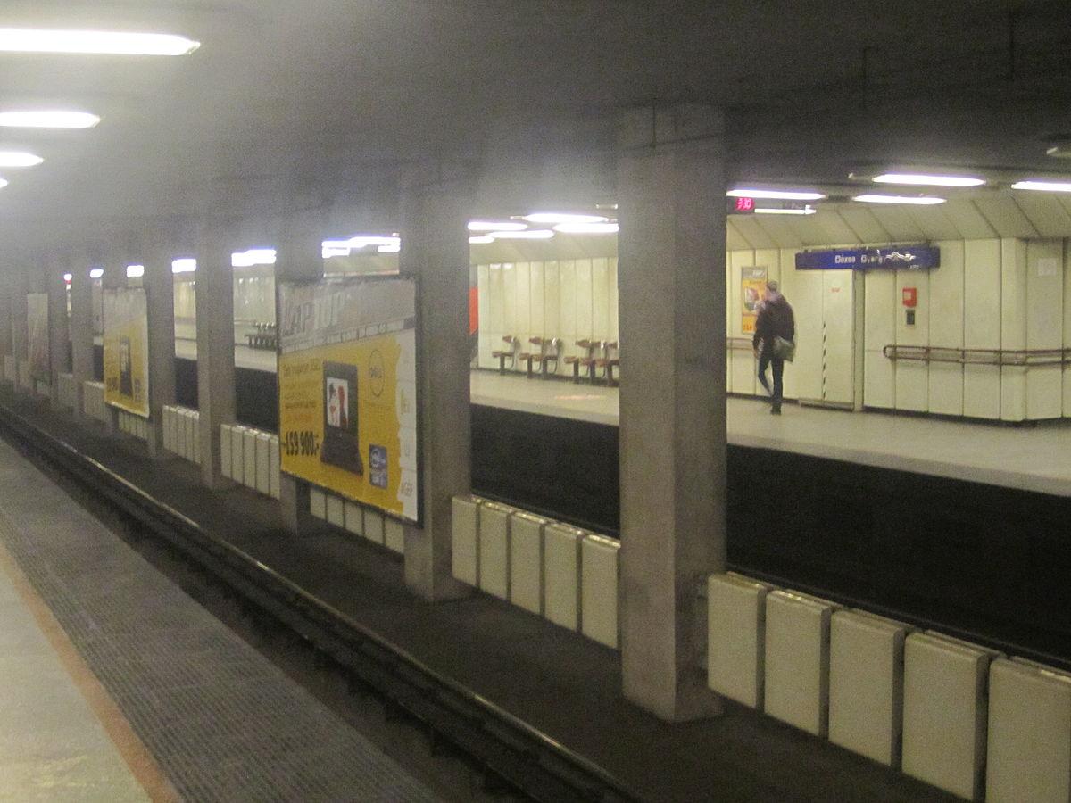 metrómegállók budapest térkép Dózsa György út (Budapest Metro)   Wikipedia metrómegállók budapest térkép