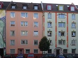 Mettmanner Straße in Düsseldorf