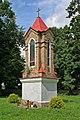 Dąbrowa Białostocka - Chapel 01.jpg