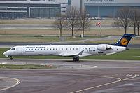 D-ACKC - CRJ9 - Lufthansa