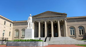 District of Columbia Court of Appeals - Image: D.C. Court of Appeals