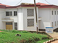 DAAD offices in Yaoundé on Ngoa-Ekelle campus 2014 (close up).jpg