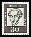 DBP 1961 354 Immanuel Kant.jpg