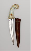 Dagger (Khanjar) with Sheath MET DP232275.jpg
