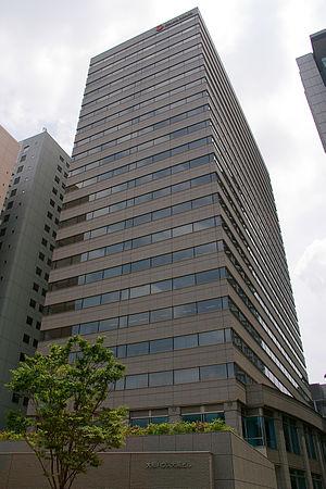 Daiwa House - Image: Daiwa House Osaka Bldg 01