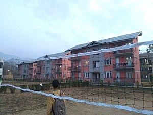 National Institute of Technology, Srinagar - Dal Hostel